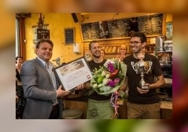Bagels & Beans wint AD-Koffietest