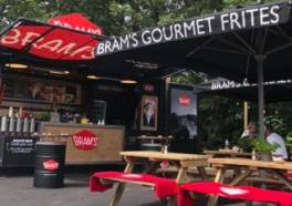BRAM'S Gourmet Frites gaat internationaal