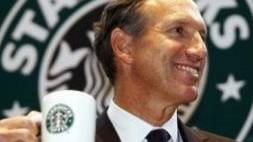 CEO Schultz over gevecht Starbucks