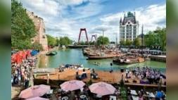 Culinair event 'Mosselen in de Oude Haven'