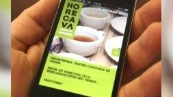 Digitaal Horecava magazine via app