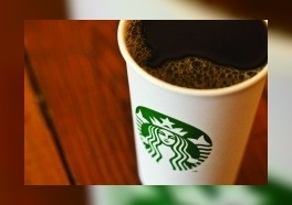 Limited edition espresso bij Starbucks