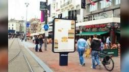Mc Donald's adverteert met Picto's