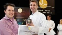 Remmelzwaal wint Dutch Pastry Award