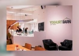 Tweede Yoghurt Barn 2 september open
