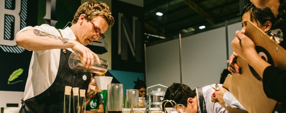 Rob Kerkhoff als achtste geëindigd in the World Brewers Cup