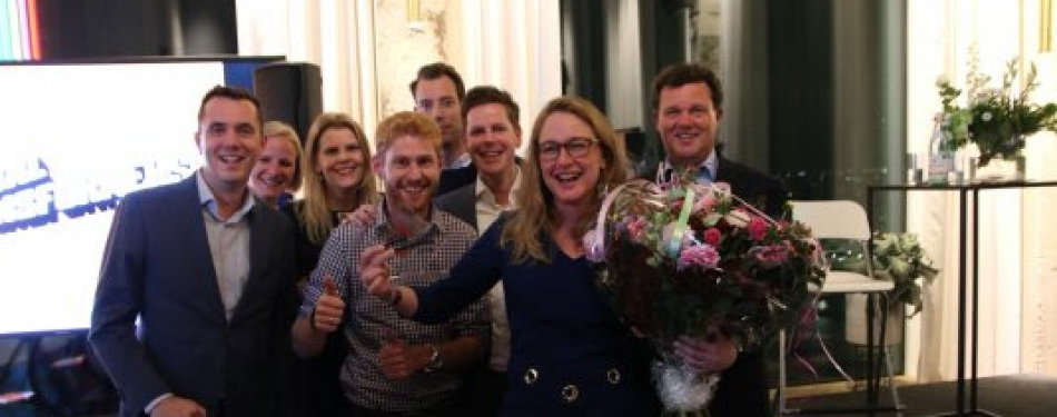 Deli XL wint Digital Transformers Award 2016