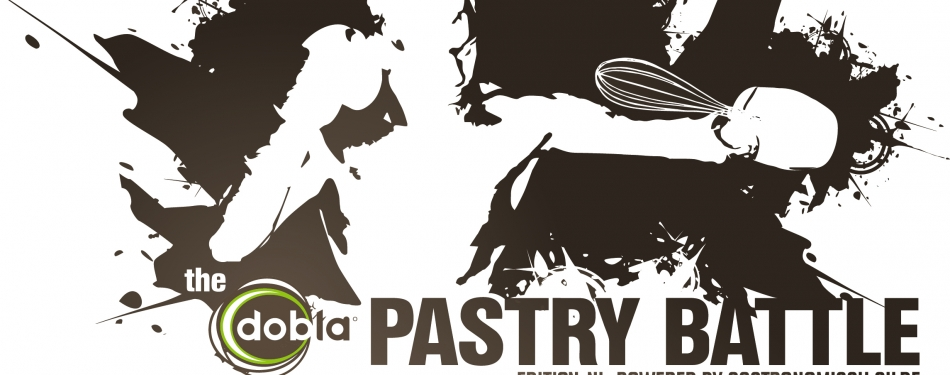 Nieuw op Horecava: 'The Dobla Pastry Battle' <
