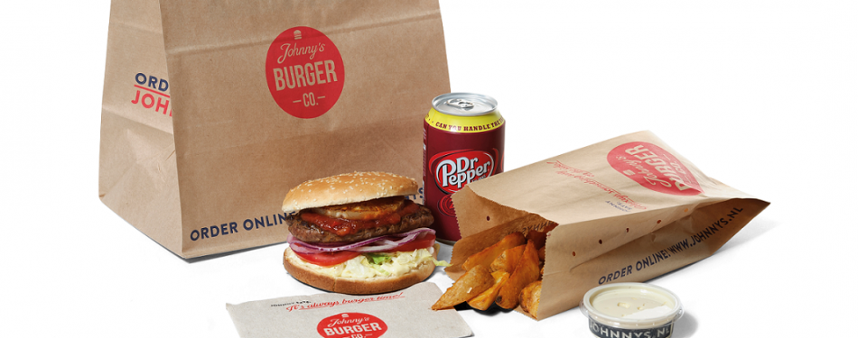 Johnny's Burger Company opent in Tilburg<