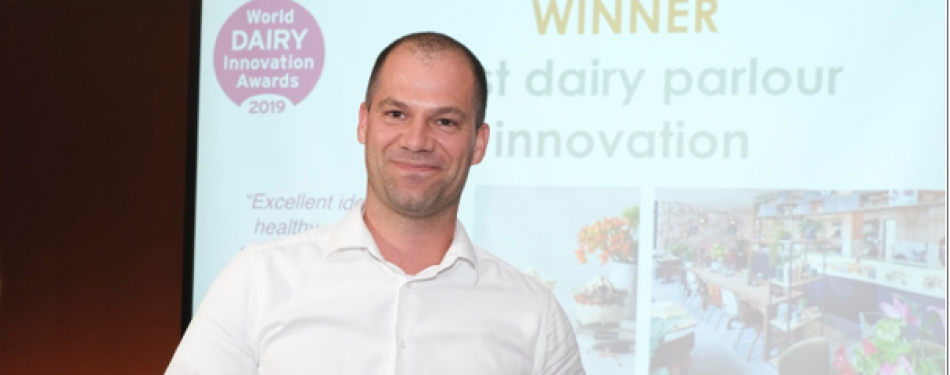 Yoghurt Barn wint eerste internationale award