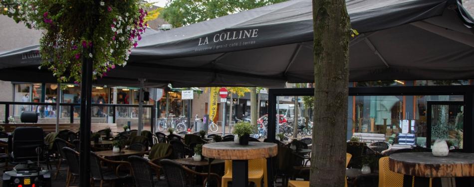 Op reportage: La Colline [video]<