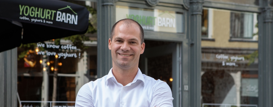 Yoghurt Barn start met CO2-label