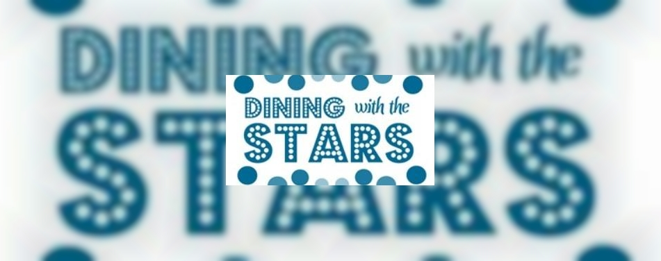 Reservering Dining With The Stars van start<