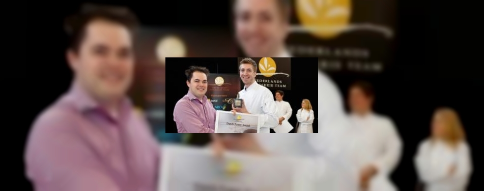 Remmelzwaal wint Dutch Pastry Award<